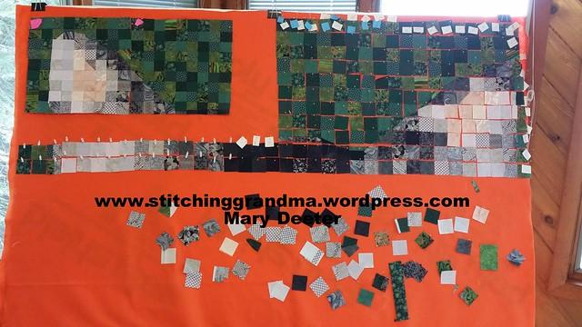 Mittens Mosaic