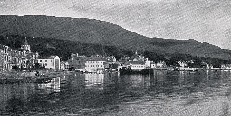 Fairlie shipyard of William Fife & Sons, where the SMM ste… | Flickr