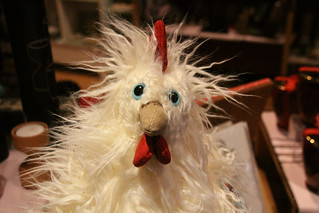 Jellycat Matilda Chicken Stuffed Animal at Red Pearl - Williamsburg, Brooklyn | by ChrisGoldNY