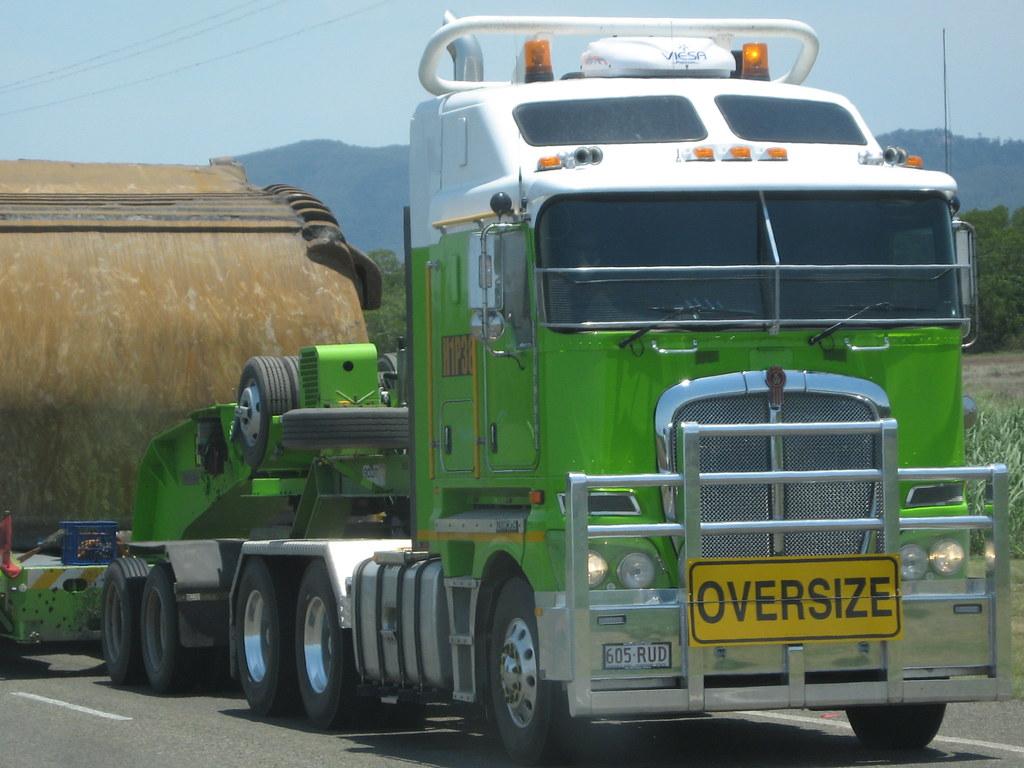 BOOM Logistics Kenworth K200 | Karl | Flickr