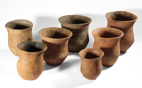 Beaker pots | by Wessex Archaeology
