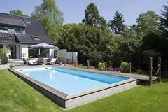 sopra Schwimmbadtechnik präsentiert: Freibad / Aussenpool im Garten