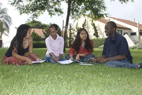 International students, Robert H. Smith Faculty of Agriculture, Food and Environment, Rehovot