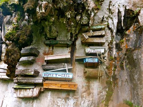 Hanging Coffins, Sagada, Philippines | by Rick McCharles
