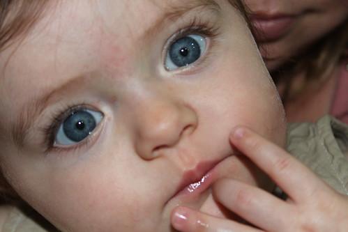 Blue eyes / Olhos azuis