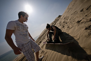 desert safari, qatar   by eye.rees