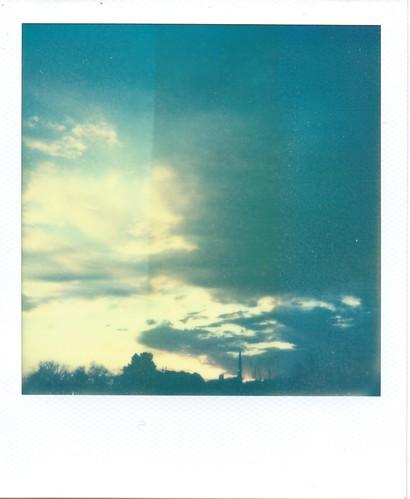 sunset polaroidsun660af impossibleffpx680colorshade