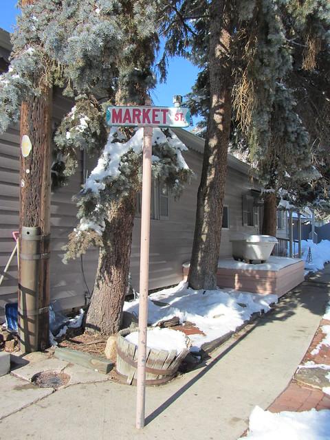 Market St. Sign