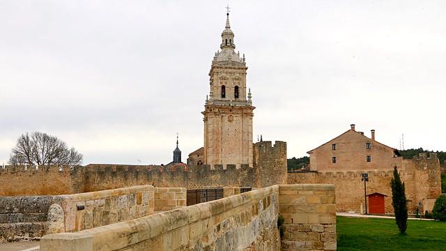 Catedral, Burgo de Osma, Soria.