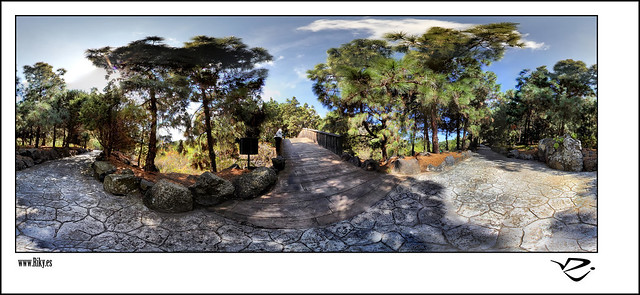 :: Puente de Madera 360º ::