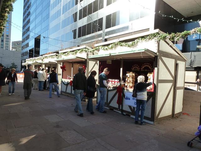 Very Tiny Christkindl Market