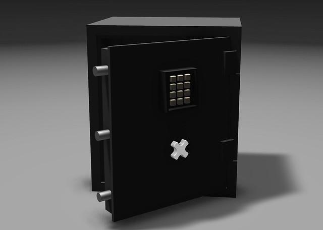 Deposit Safe in Autodesk Showcase