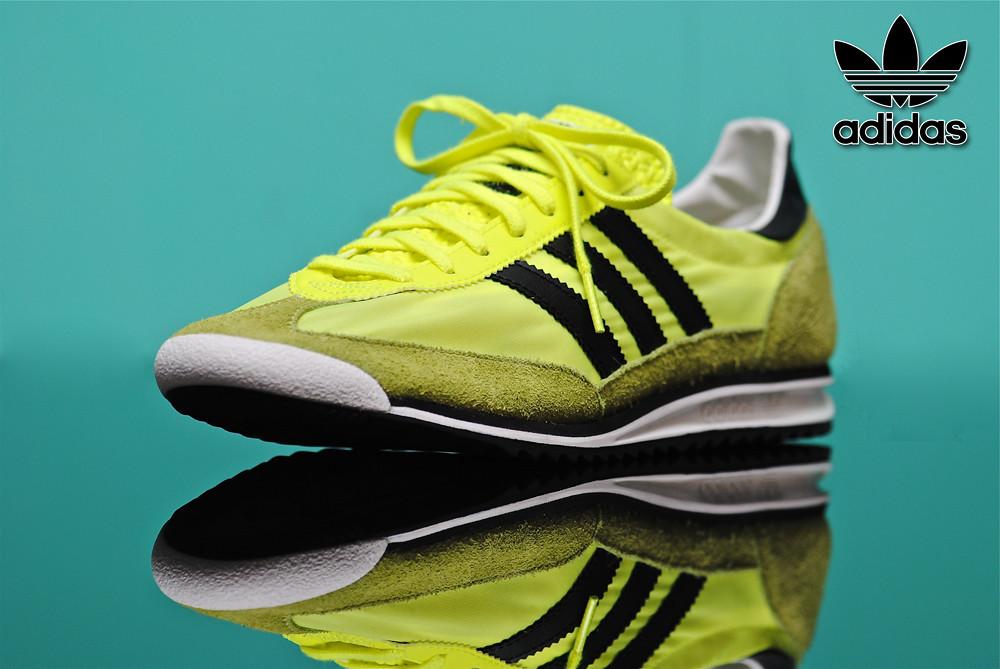 pas mal 8f918 c9751 Adidas SL 72 - Neon | Arab Lincoln | Flickr