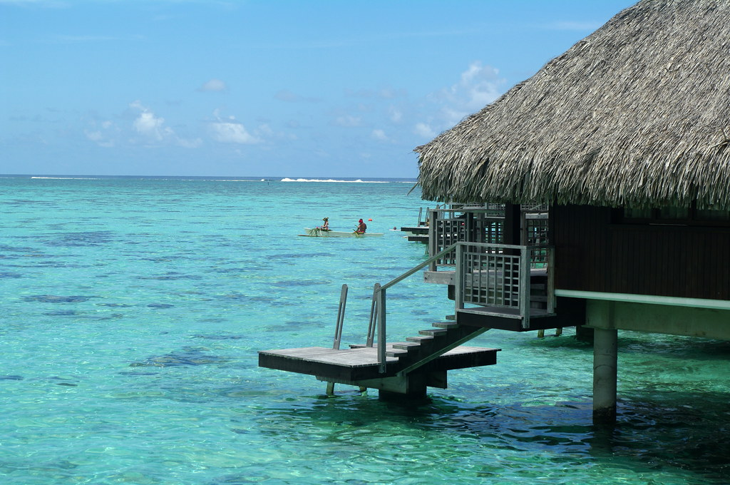 Hilton Moorea Lagoon Resort Spa Overwater Bungalow Flickr