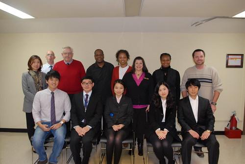 Interns final presentation, ACS-111213 | by USAG-Humphreys