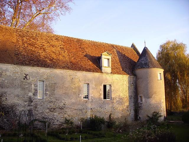 Château des Granges, Suilly-la-Tour, Nièvre