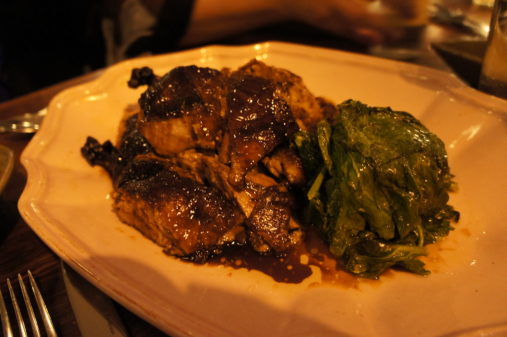 "Wong ""Duckavore"" Dinner"