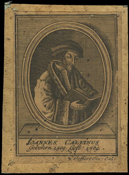 Ioannes Calvinus