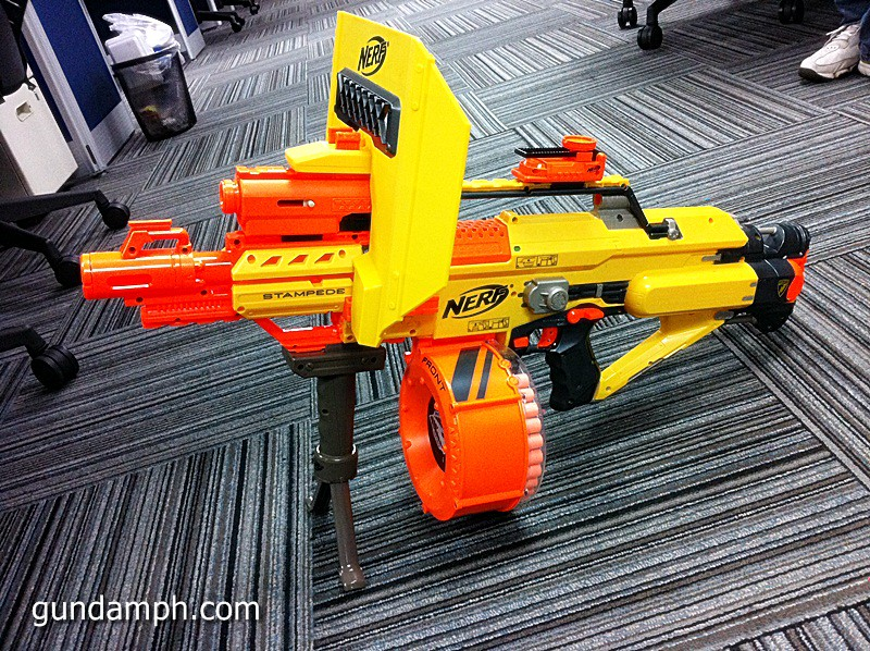 Nerf Sale 50 Off Stampede Raider Recon Unboxing Review 7