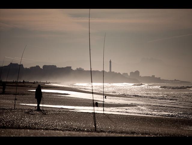 ★ Les plages de la Côte basque ~ Karim SAARI ©