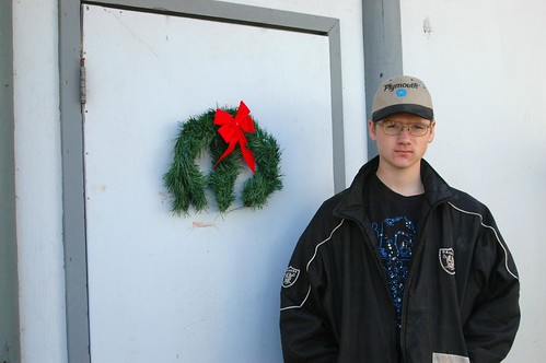2011-12-27--NSLT and Mopar wreath | by Tolley's Charger