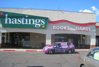 Hastings Book Store in New Mexico | by screenplaygrl