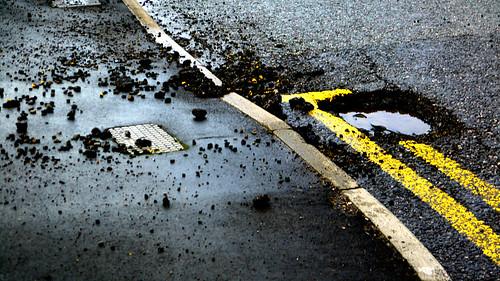 Pothole | by _chrisUK