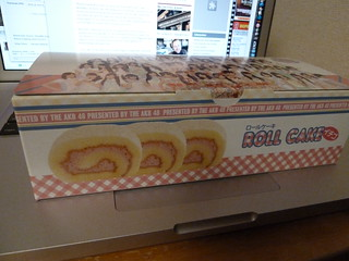 AKB48 roll cake! | by kalleboo
