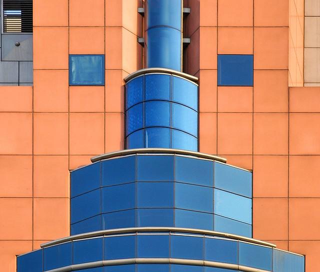 Shanghai - Metro Building