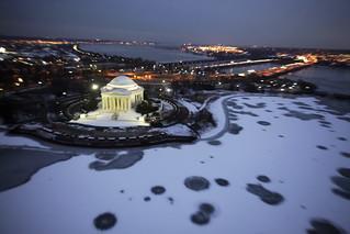 Jefferson on Ice