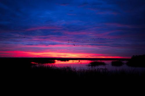 sunrise amazing matanzas vilanobeach vilanomarsh