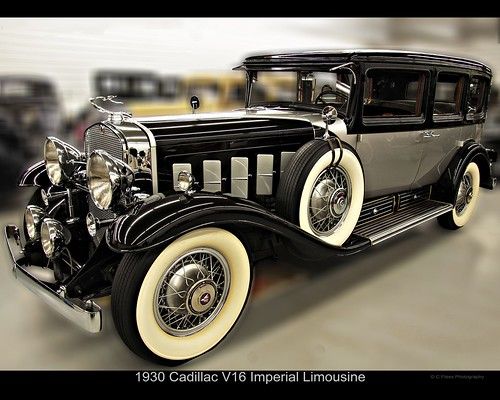 1930 Cadillac V16 Imperial Limousine