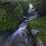 Creek into Cobalt Lake