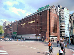 Everyday life by Heineken corner