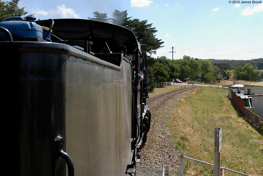 K190 at Maldon Junction by James Brook