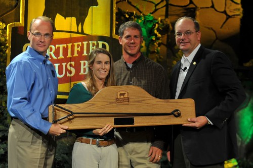 Feed Yard Foodie wins the Certified Angus Beef Feed Yard of the Year Award... | by FeedyardFoodie