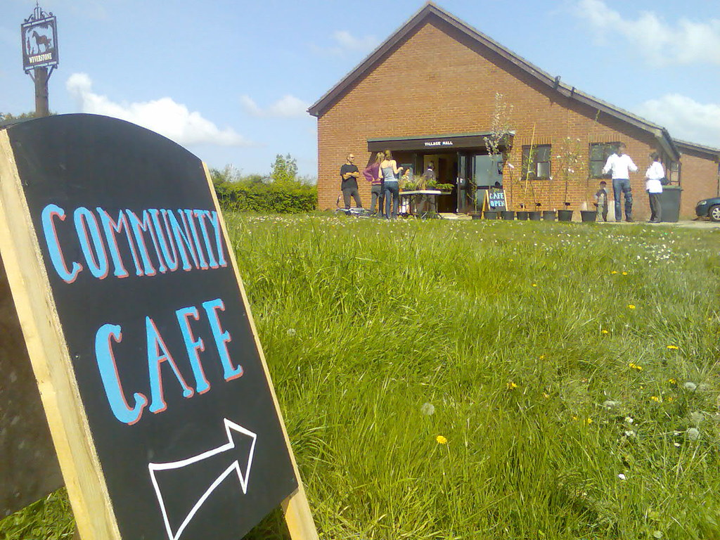 Wyverstone Community Cafe