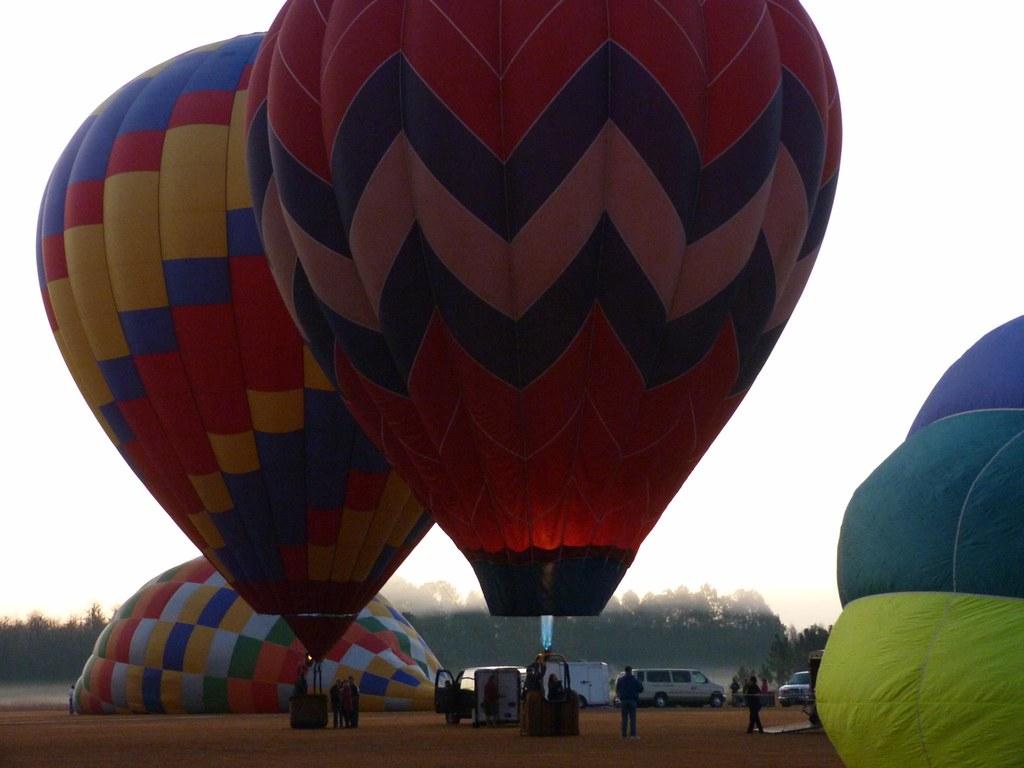 Balloon Ride Wow