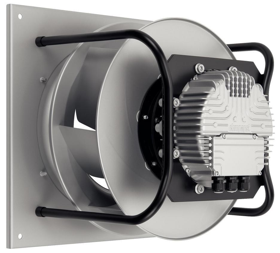 Plug Fan K3g400