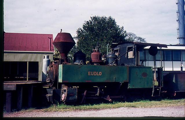 Moreton Sugar Mill's 'Eudlo'