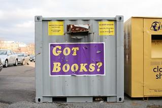 Got Books?