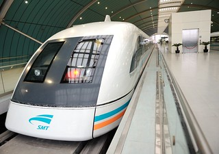 Shanghai Maglev | by transitpeople