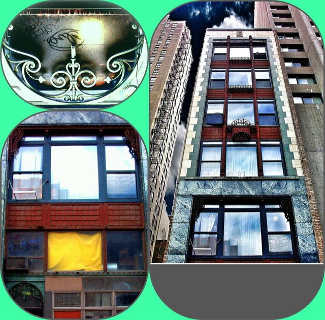 421 South Wabash Avenue ~ Chicago Il ~ Has Been Restored