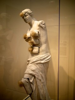 Salvador Dalí: Venus de Milo with Drawers | by Yuxuan.fishy.Wang