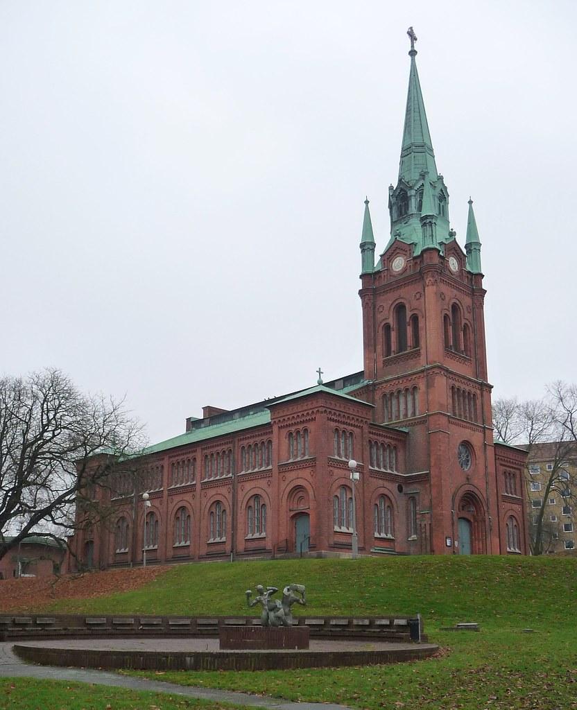 Sankt Pauli kyrka, Gteborg - Wikiwand