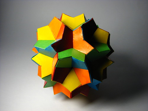 The Fifty-Nine Icosahedra | by fdecomite