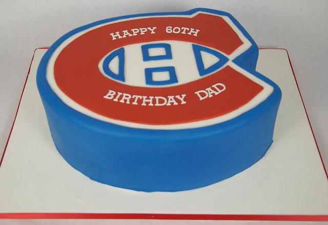 montreal canadiens cake toronto