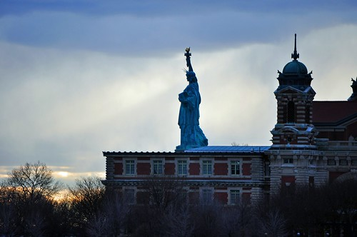 Statue of Liberty and Ellis Island | by PMillera4