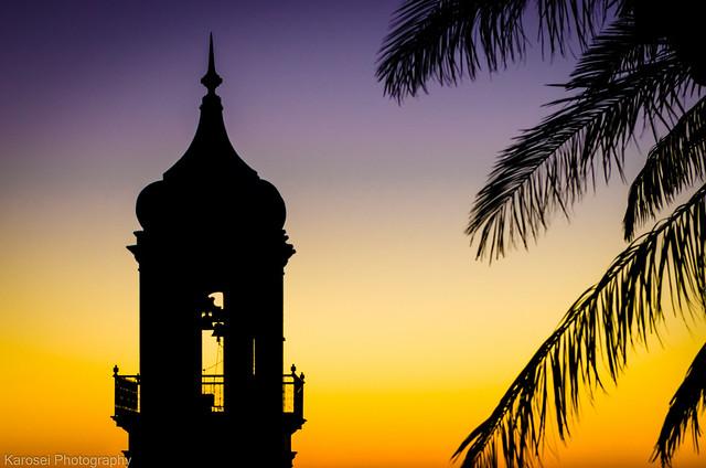 Tenerife Sunrise in Grandilla de Abona