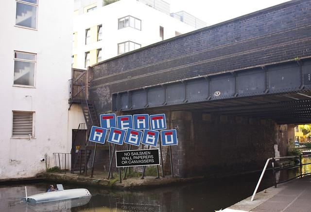 The Camden Blockade